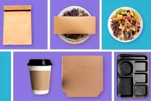 Menu and packaging