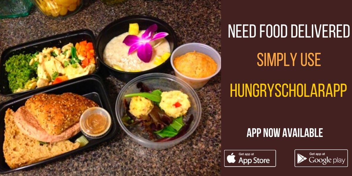 Need Food Delivered