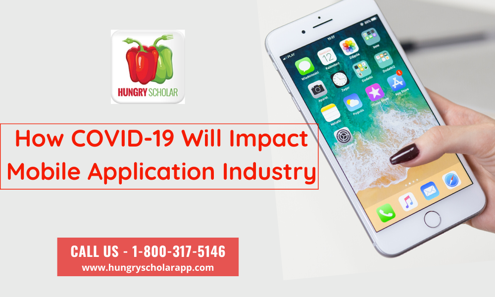 How COVID-19 Will Impact Mobile Application Industry