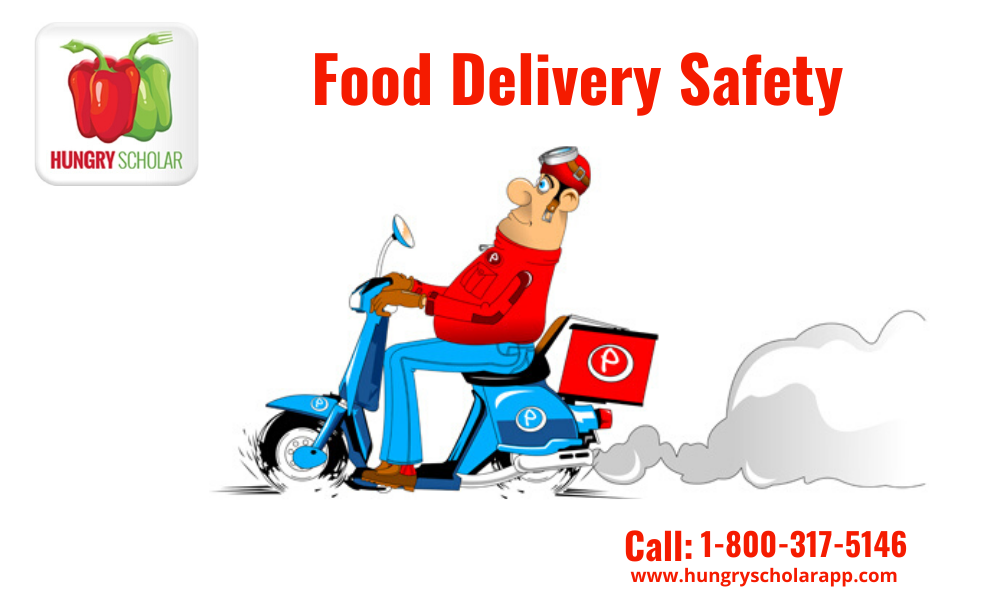 FOOD DELIVERY SAFETY