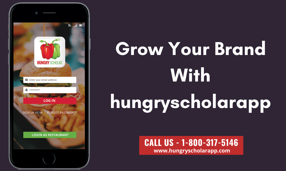 Grow your brand with hungryscholarapp